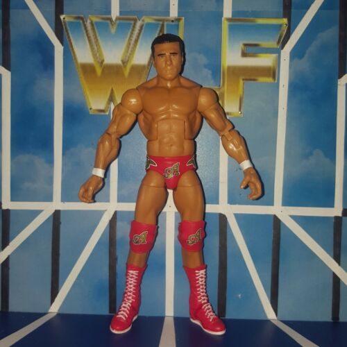Alberto Del Rio-Elite PPV BAF SERIES-WWE Mattel Wrestling Figure
