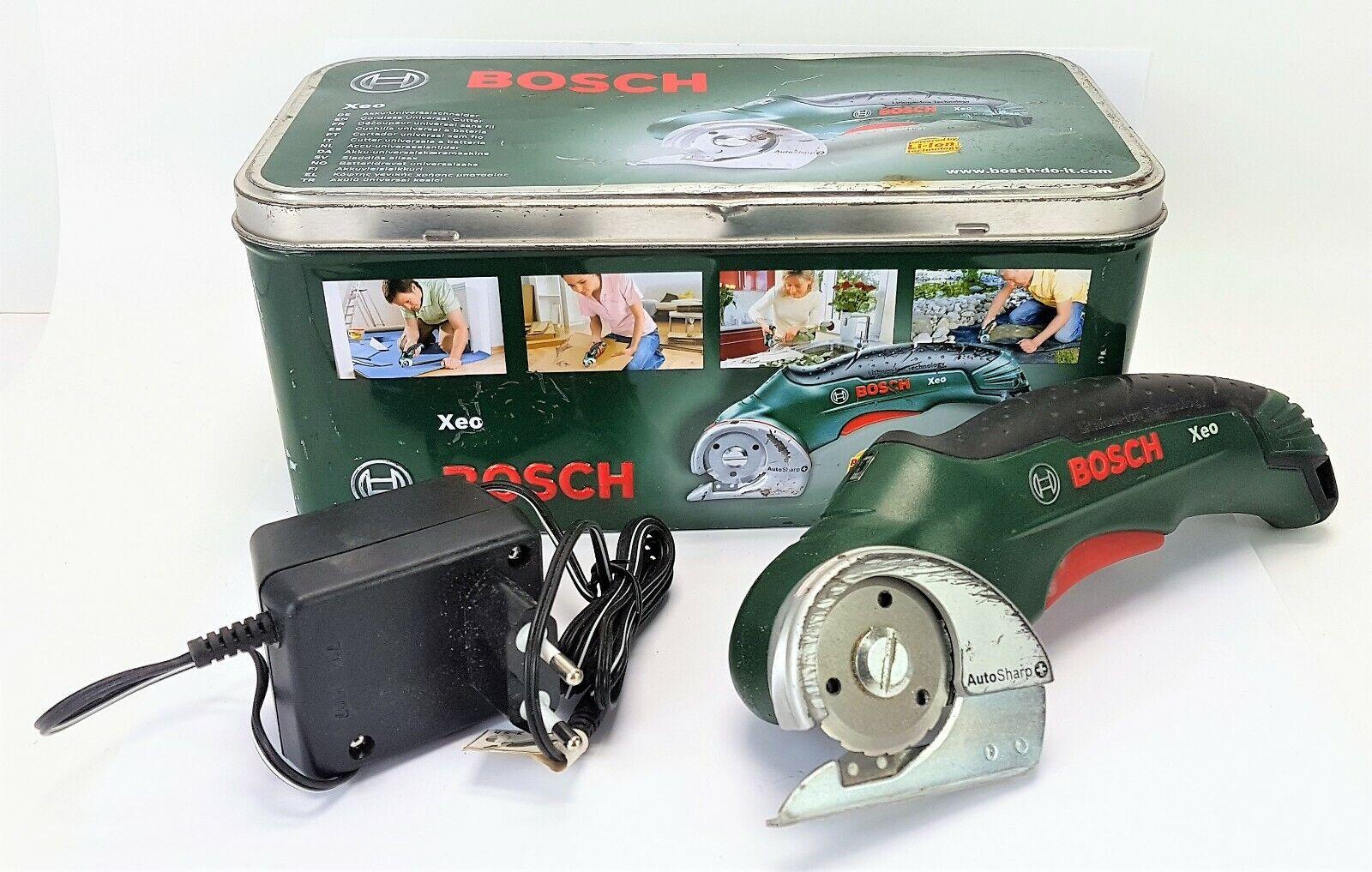 Bosch Heimwerken & Garten Akku-Universalschneider Xeo Elektroschere grün