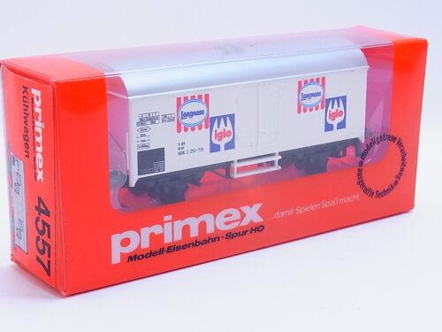 KV 865Märklin primex h0 4557 coches de refrigeración lagnese Iglo nuevo sin abrir en caja