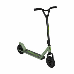 Dirt-X Off Road Kids /& Adult Stunt Push Scooter Green For Christmas Gift Item