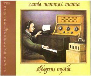 ZAMLA-MAMMAZ-MANNA-Schlagerns-Mystik-For-Aldre-Nybegynnare-2-CD-samla-for-aldre