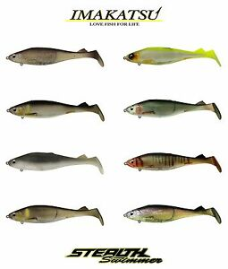 0267 Sale Imakatsu Stealth Swimmer Sinking Lure one pack 2 pieces S-384