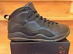 newest d3308 c37c5 Image is loading Drake-x-Nike-Air-Jordan-10-Retro-034-