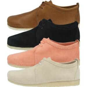 Details zu Clarks Ashton Schuhe Men Herren Originals Freizeit Halbschuhe Business Schnürer