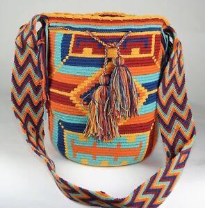 Columbia Wayuu Mochila Tasche Tasche Columbia Wayuu Mochila 5dqwZqz