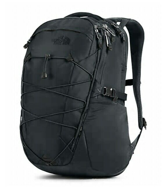 The North Face Borealis Mens Backpack, Ashphalt grau 28L