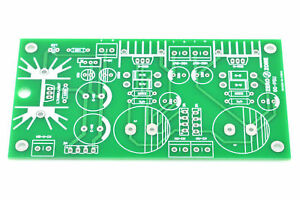 Dual-High-Voltage-Regulator-Power-Supply-DC-Filament-PSU-PCB-fr-GG-Tube-Preamp