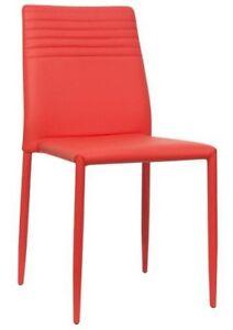 Silla-de-metal-y-falso-cuero-RS8960-rojo