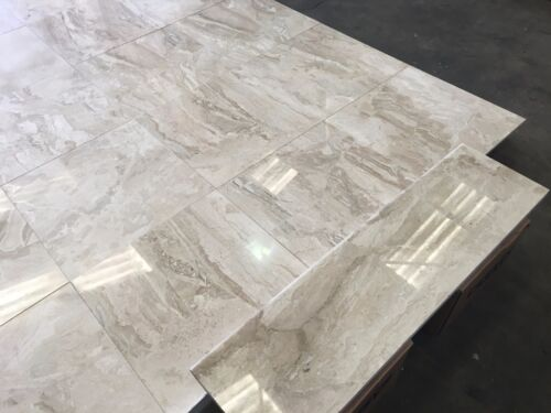 Royal Marfil Polished Marble Tiles Floor//Wall Tile,610x610x20mm Marble Limestone