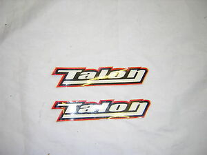 "x 2 New 5/"" Long. Talon Stickers//Decals"
