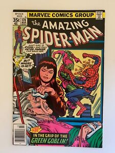 Amazing-Spider-man-178-8-5-VF-Condition-Featuring-Green-Goblin