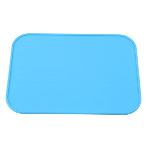 Silicone Non-Slip Heat Resistant Mat Coaster Placemat Saucepan Pot Holder C