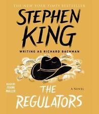 The Regulators by Stephen King (2016, CD, Unabridged)