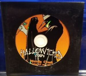 Insane Clown Posse - Murder Cloak Hallowicked 2004 CD rare esham anybody killa