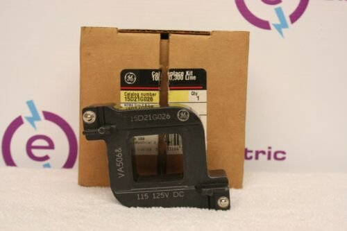 GE General Electric 15D21G026 Coil **NEW IN BOX**