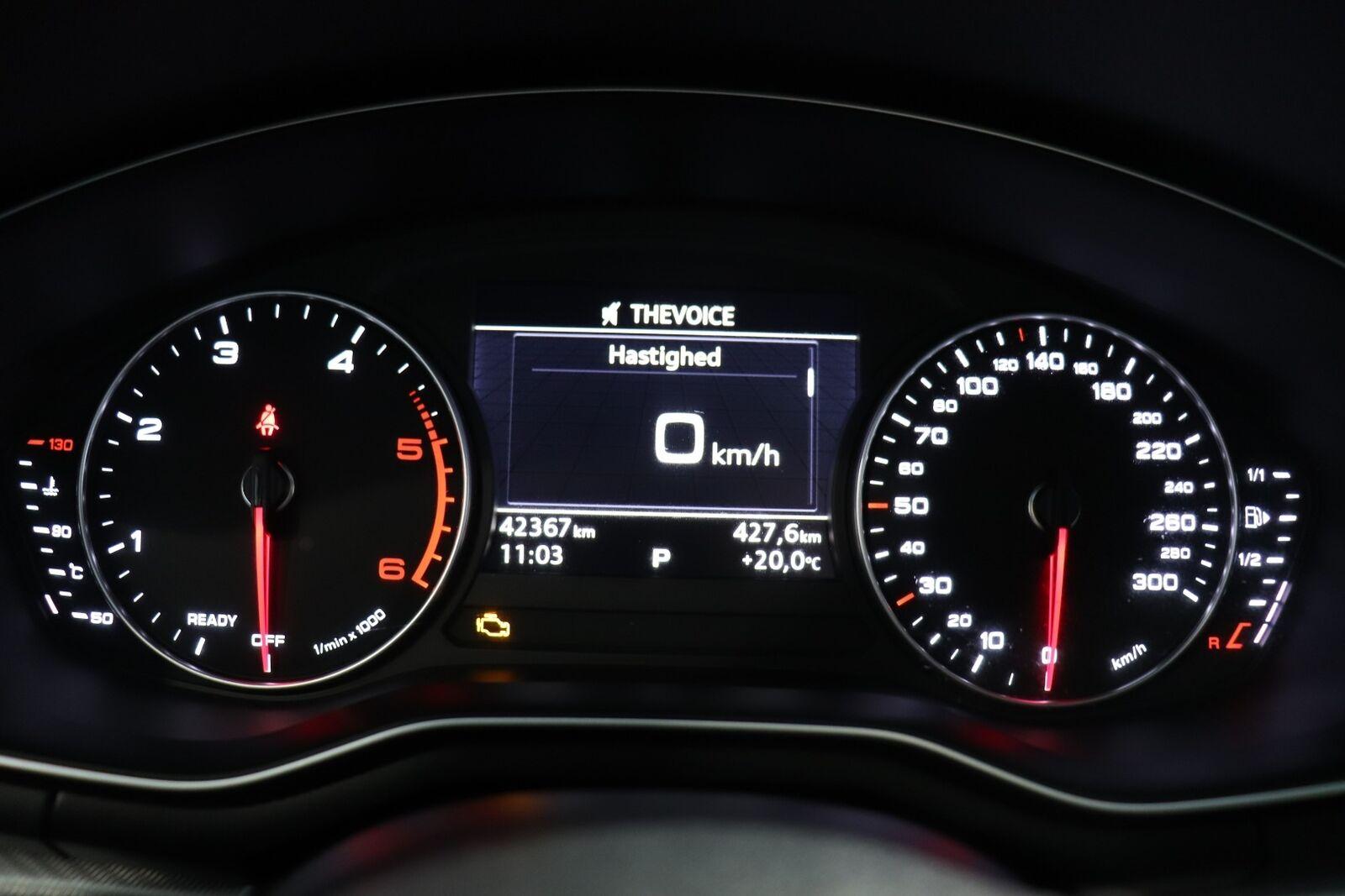 Audi A4 TDi 150 Sport Avant S-tr.