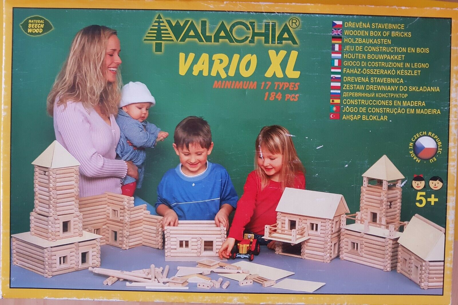 Vario XL XL XL Holzbaukasten  | Hohe Qualität Und Geringen Overhead  4ce072