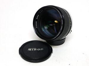 Nikon-85mm-f1-4-Ai-S-MF-Portrait-Lens-f-Film-amp-Digital-SLR-NICE