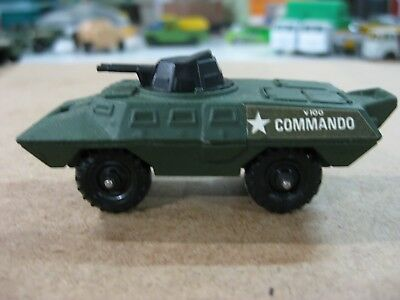 Dedito Vintage 70´s Corgi Juniors Commando Vioo-great Condition
