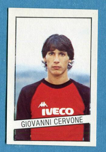 18 CERVONE AVELLINO -New CALCIO FLASH /'83 Lampo Figurina-Sticker n
