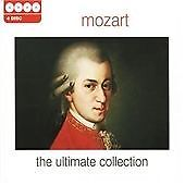 Wolfgang Amadeus Mozart : The Ultimate Collection 2006 CD