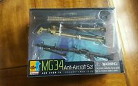 Dragon 1/6 Scale Mg34 Anti Aircraft Weapon Set 71127 For 12 Figures Bbi Did