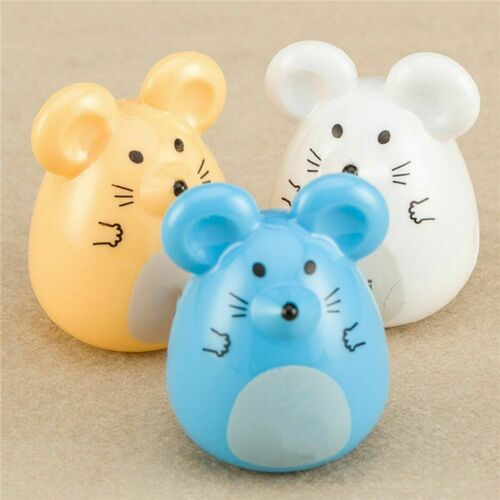 1pc Cartoon Mouse Pencil Sharpener Kawaii Stationery Student School Supplies