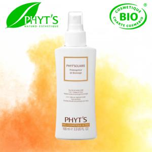 PHYT'S Laboratoires - Vaporisateur Prolongateur de bronzage - BIO Cosmétique