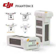 2 Packs FO 4500mah Li-po Battery for DJI Phantom 3 Advance Standard Professionl