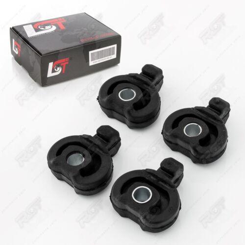 4x Schalldämpferhalterung Auspuff Abgasanlage Anschlagpuffer für RENAULT MASTER