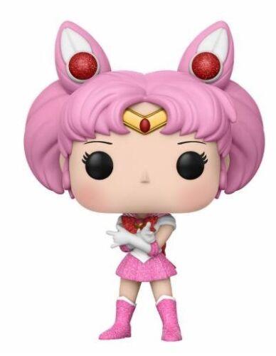 Funko POP Vinyl-Sailor Moon-Sailor Chibi Moon-Sparkle glitter Versione