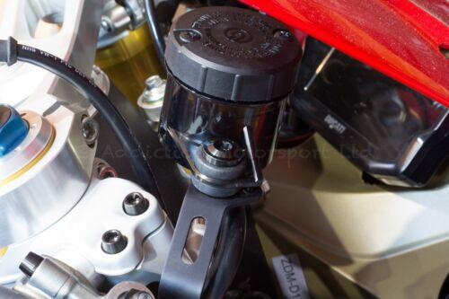 KTM 1290 Super Duke Black Titanium Mounting Screw for Master Cylinder Reservoir