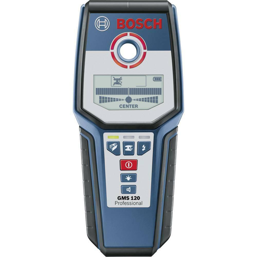Bosch Professional Ortungsgerät GMS 120 0601081000 Ortungstiefe (max.) 120 mm
