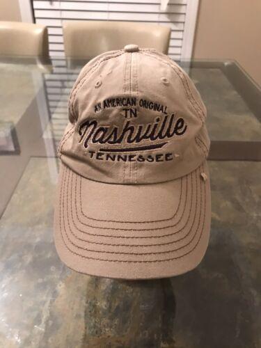 Nashville Tennessee An American Original Hat Capad