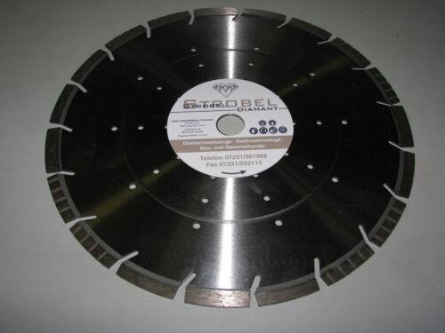 Kombi Trennscheibe ø 350 mm Beton Asphalt Diamant Sägeblatt Diamanttrennscheibe