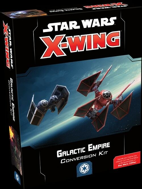 Galactic Empire Conversion Kit Star Wars X-Wing 2nd Edition Brand New FFGSWZ07