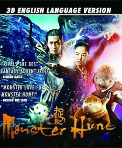 Monster Hunt [New Blu-ray 3D] Ac-3/Dolby Digital
