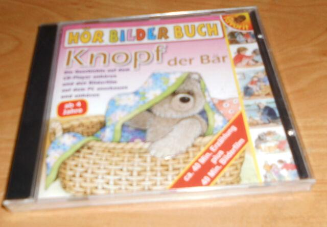 Knopf der Bär  Hörbilderbuch