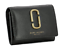 Marc-Jacobs-Women-Double-J-Multi-Leather-Wallet-Free-Shipping miniature 2