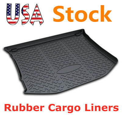 Cargo Liner Rear Cargo Tray Trunk Floor Mat For 2012 2019 Jeep