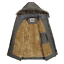 Men-039-s-Warm-Down-Cotton-Jacket-Fur-Collar-Thick-Winter-Hooded-Coat-Parka-Outwear thumbnail 2