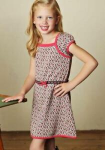 NWT-MATILDA-JANE-SZ-2-Friends-Forever-NOELLE-Floral-Knit-Dress