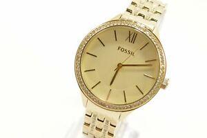 Fossil-BQ3117-Suitor-Gold-Tone-Glitz-Bracelet-Ladies-Watch