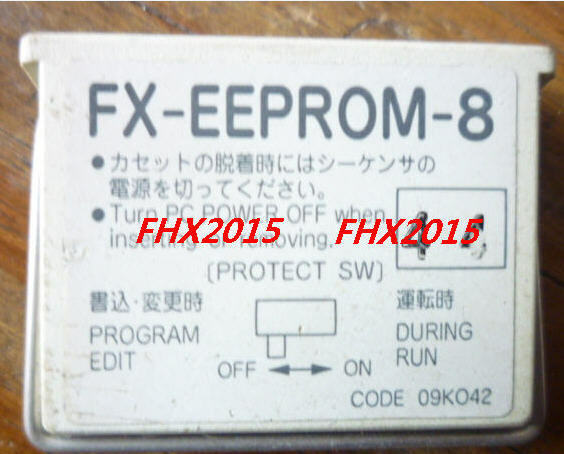 MITSUBISHI PLC FX-EEPROM-8 --