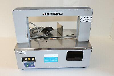 Preiswert Kaufen Akebono Ob 301n Banderoliermaschine Bandumreifungsmaschine Bündelmaschine 19/97 SorgfäLtige Berechnung Und Strikte Budgetierung
