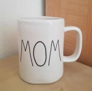 NEW-RAE-DUNN-by-Magenta-MOM-Coffee-Tea-Mug-Farmhouse-Mother-039-s-Day-Home-Decor