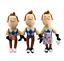 Hello-Neighbor-Butcher-Neighbor-Plush-Figure-Toy-Stuffed-Doll-Game-kids-Gift-AU thumbnail 1