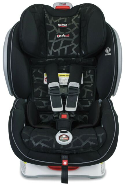 Britax Boulevard Clicktight ARB Convertible Car Seat Child Safety Trek New 2018