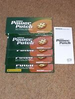 1 Box Of (30ea ) Nikken Kenko Power Patch Gold Plated Magnets 1456 - In Box