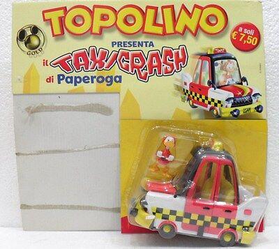 """TOPOLINO /""""L/'auto di Basettoni/"""" unica uscita n° 2506 blisterato senza fumetto"""